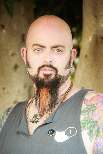 Jackson galaxy cat behaviorist animals and their humans for Jackson galaxy images